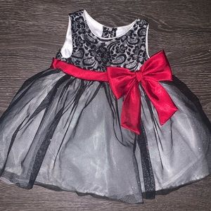 12M infant holiday/special occasion dress